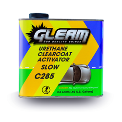 GLEAM CLEARCOAT ACTIVATORS