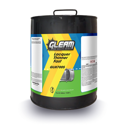 GLEAM LACQUER THINNERS