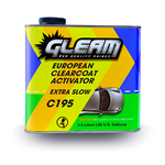 EUROPEAN CLEARCOAT ACTIVATOR - EXTRA SLOW