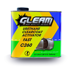 URETHANE CLEARCOAT ACTIVATOR - FAST