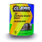 GAL 2K URETHANE SEALER BLACK