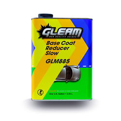 GAL BASE COAT REDUCER SLOW